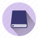 data, data saving, database, hard disk, hard drive, save data, storage icon