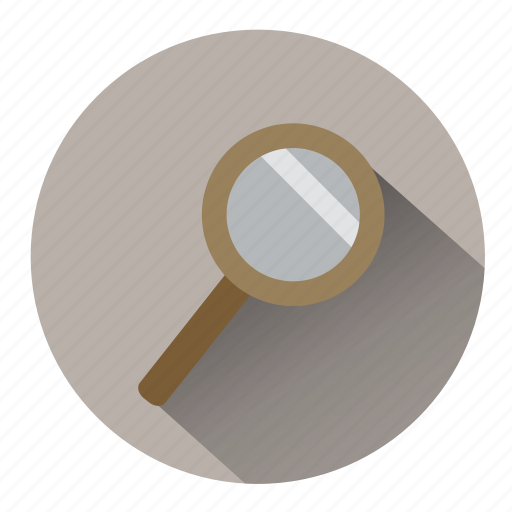 explore, find, look, magnifying glass, research, search, zoom icon