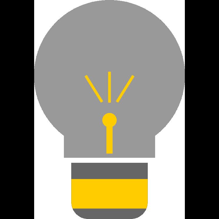 3, lamp icon