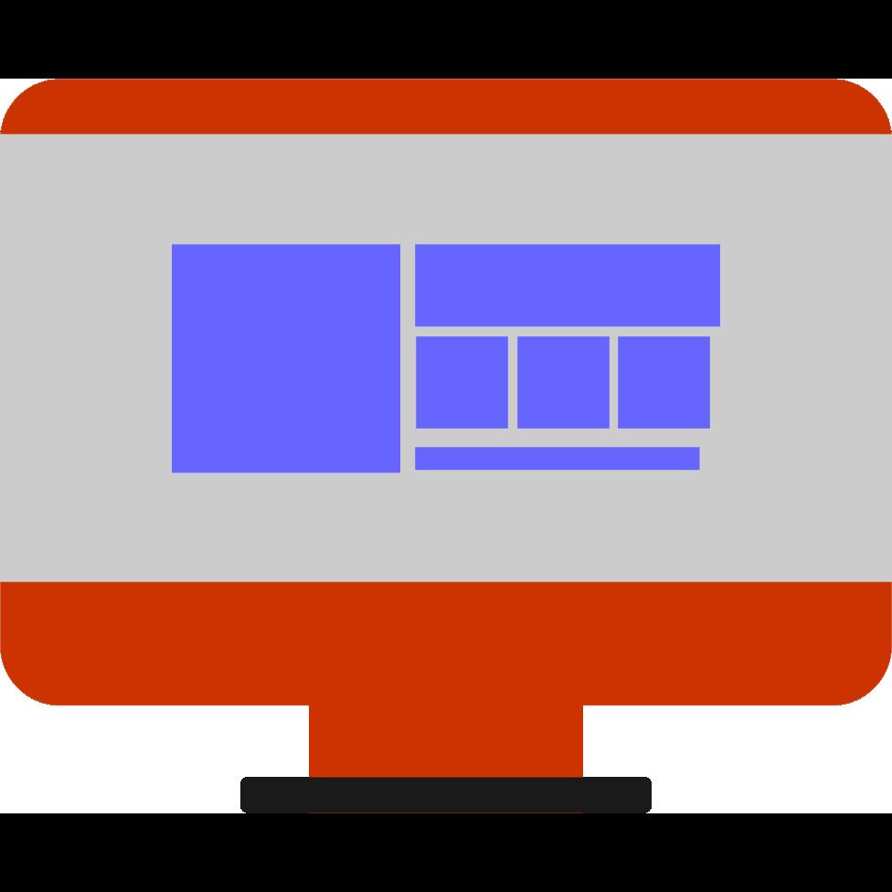 2, dekstop icon
