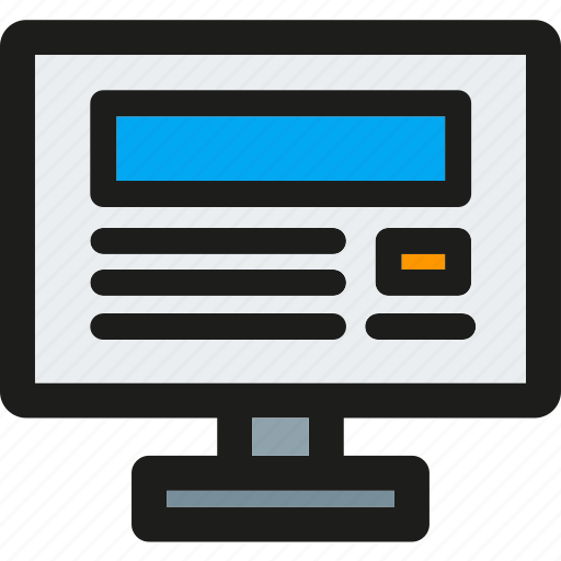 business, creative, design, internet, seo, web, website icon
