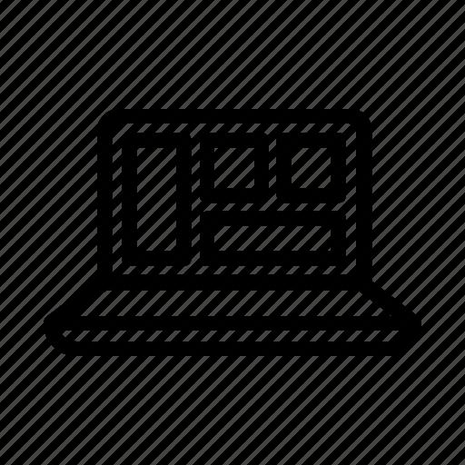 protoype, website, wireframe icon