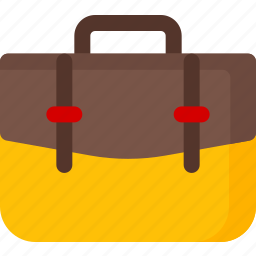 bag, briefcase, business, office, seo, suitcase, work icon