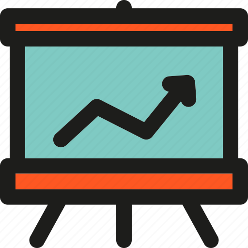 board, business, chart, finance, marketing, report, statistics icon