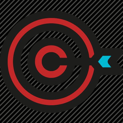 business, dart, dartboard, finance, marketing, seo, target icon