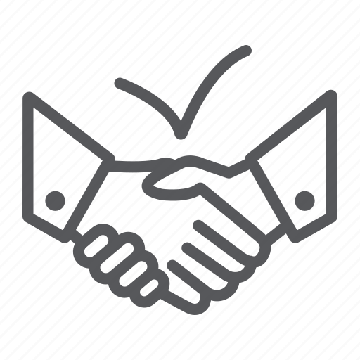 Agreement, business, contract, deal, handshake, partnership icon - Download on Iconfinder
