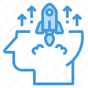 business, create, currency, growth, investment, startup icon