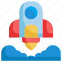 business, launch, rocket, space, spaceship, startup
