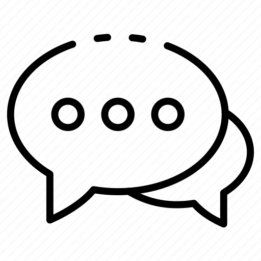 Chat, speech, bubble, message icon - Download on Iconfinder