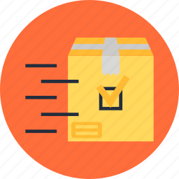 box, delivery, package, product, release, shipping icon