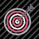 achieve, dartboard, goal, success, target