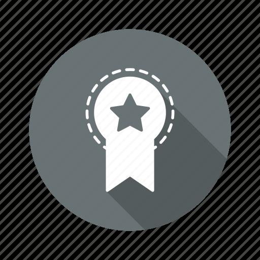 award, badge icon