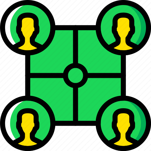 business, company, startup, teamwork icon