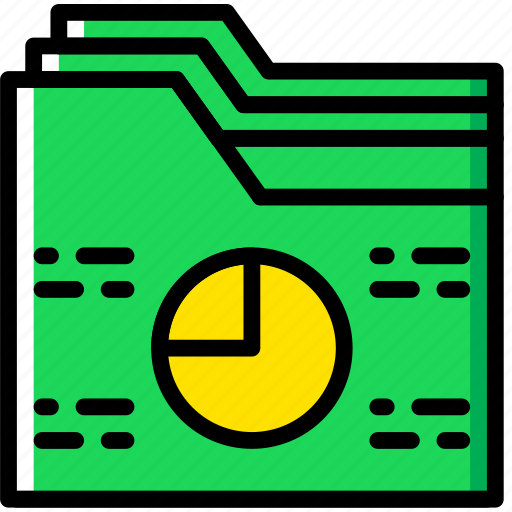 analytics, business, company, files, startup icon