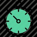 alarm, alert, clock, startup, stopwatch, time, timer