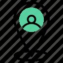 gps, location, map, navigation, pin, pointer, startup