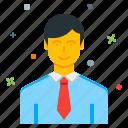 avatar, businessman, capital, enterpreneur, human, male, profile