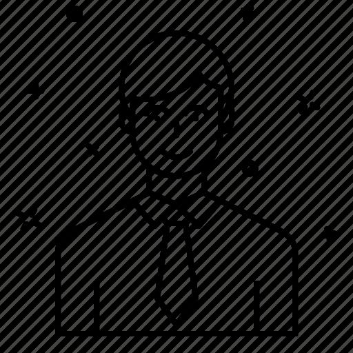 avatar, businessman, capital, enterpreneur, human, male, profile icon