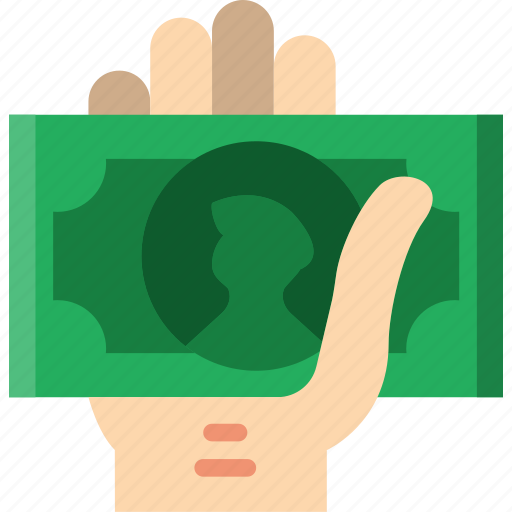 business, company, give, money, startup icon