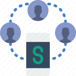 business, company, group, startup, user icon