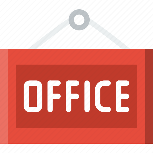 business, company, office, sign, startup icon
