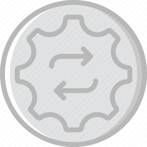 business, company, settings, startup icon