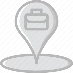 business, company, location, office, startup icon