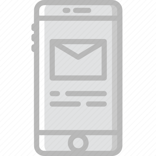 business, company, information, message, startup icon