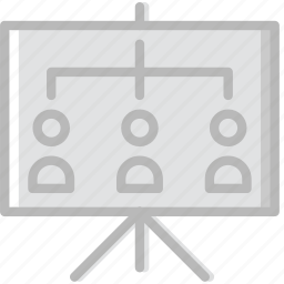 business, company, presentation, startup icon