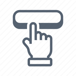 click, interface icon