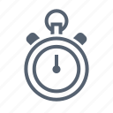 chronometer, clock, fast, timer icon
