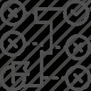 algorithm, correct, maze, solution, start, startup, way