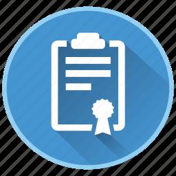 checklist, documentation, initiation, management, project icon
