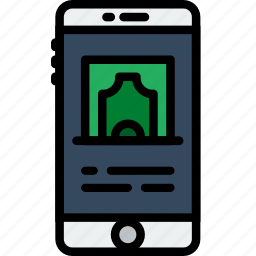 business, company, information, startup, transaction icon