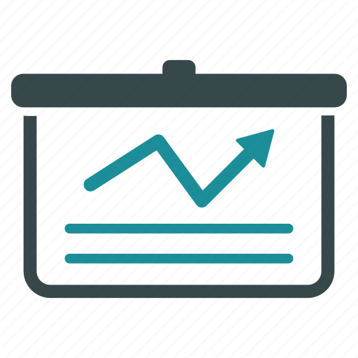 analysis, chart, data, diagram, graph, report, statistics icon