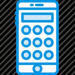 business, company, lock, screen, startup icon