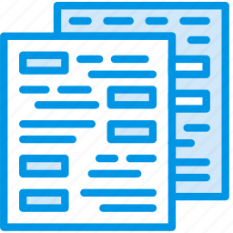 business, company, files, office, startup icon