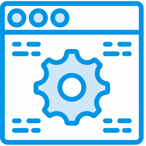 business, company, settings, startup, web icon