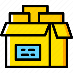 business, company, goods, office, startup icon