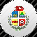 aruba, country, state, state emblem