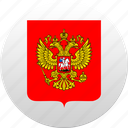 country, russia, russian, state, state emblem