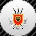 burundi, country, state, state emblem icon