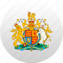 britain, country, great britain, state, state emblem, uk, united kingdom icon