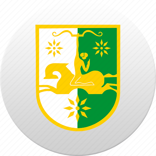 abkhazia, country, state, state emblem icon