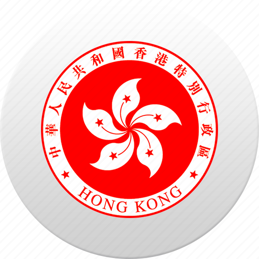 country, hong kong, state, state emblem icon