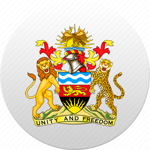 country, malawi, state, state emblem icon