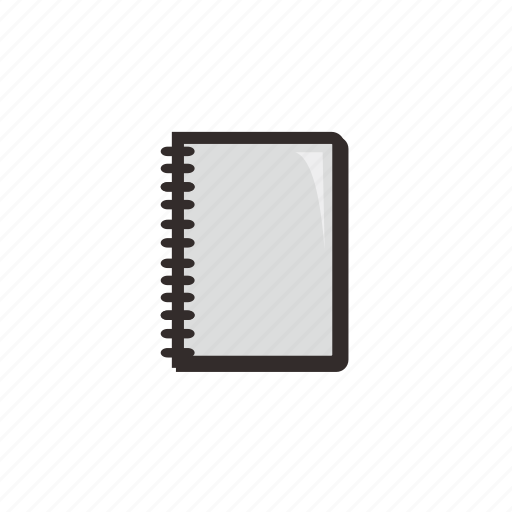 book, drawingbook, education, krs, paper, reading, school, stationary icon