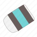 eraser, rubber icon