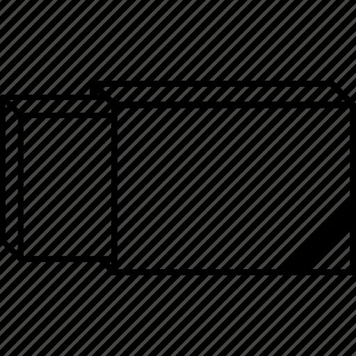 eraser, mark, office, pencil, rubber, rubbing, staionery icon