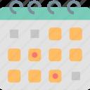 calendar, date, day, event, planner, planning, schedule icon
